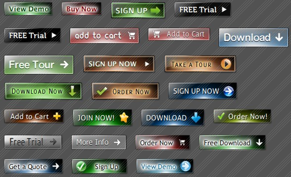 Create Web Button Free   Free Buttons To Web Page : Free